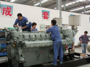 360kw Daewoo Engine Diesel Generator Power Generating Set