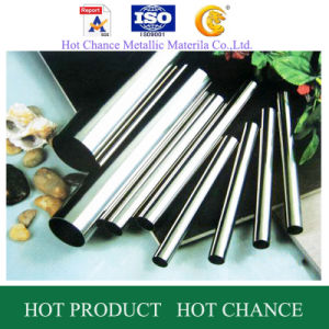 SUS 201, 304, 316, Stainless Steel Welded Pipe pictures & photos