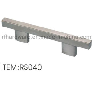 Stainless Steel Hollow Cabinet Handle pictures & photos