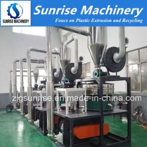 High Speed Plastic PVC PE PP ABS Powder Milling Machine / Pulverizer Machine pictures & photos