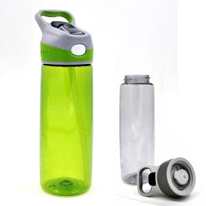 750ML Hot BPA Free Water Bottle, Plastic Sport Bottle Tritan OR PC Material pictures & photos