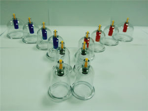 Chinese Vacuum Therapy Cupping Machine pictures & photos