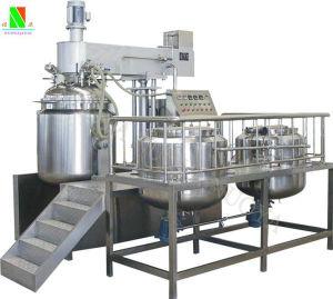 Zjr Chemical Vacuum Homogenizing Mixer pictures & photos