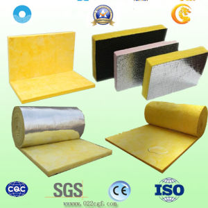 High Quality Glass Wool for Building Insulation Material