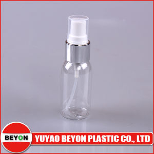 30ml or 1oz Clear Mini Round Plastic Pet Spray Bottle pictures & photos