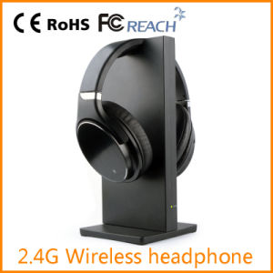 Stereo 2.4G Bluetooth Wireless Headphones with RF Module (RBT-684-002) pictures & photos
