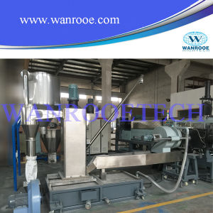 Double-Stage Recycled Mateterial Granulating Machine pictures & photos