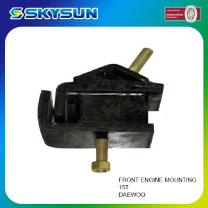 Truck Spare Parts Front Engine Mount for Daewoo 15t pictures & photos
