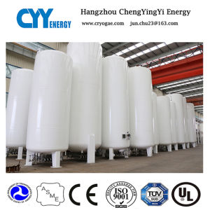 Cryogenic Liquid Storage Tank for Lox Lin Lar Lco2 LNG with ASME GB Approved pictures & photos
