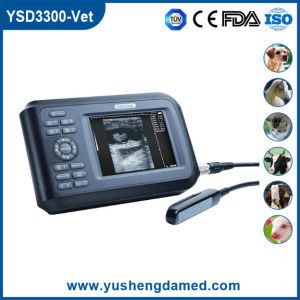 Hottest Medical Equipment Ultrasonic Diagnosis Scanner Plam-Mode Veterinary Ultrasound pictures & photos