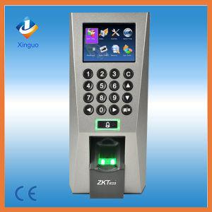 Z304 Multimedia Fingerprint Access Control pictures & photos