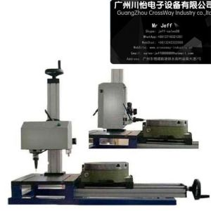Logo Label Engraving Machine for Metal Stainless Steel Copper pictures & photos