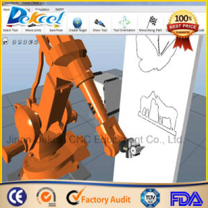 ABB Arm 6 Axis 3D Robot Manipulator Metal Processing Laser Cutting Machine pictures & photos