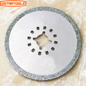 Diamond Circle Saw Blade Circular Oscillating Tool Diamond Blade pictures & photos