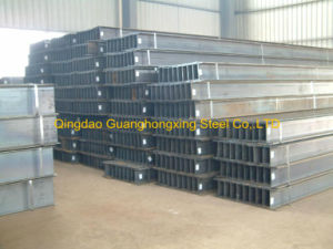 Hot Rolled Carbon H/I Steel Beam for Construction pictures & photos