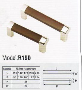 R190 Colorful Hardware Cupboard Handle pictures & photos