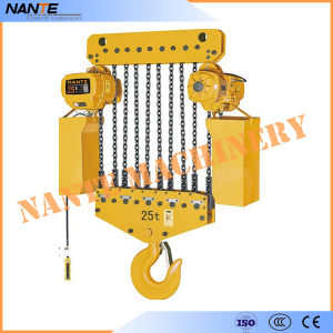 Factory Price Suspension Electric Chain Hoist pictures & photos