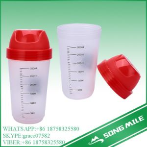 500ml Plastic Water Bottle with Storage for Protein pictures & photos