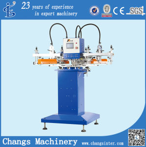 SPF Mini Automatic Screen Printing Machine pictures & photos
