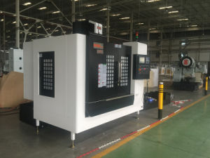 High Quality Favorable CNC Vertical Milling Machine with Linear Guideway (EV850L) pictures & photos