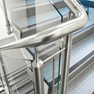 Stainless Steel Handrail Fittings pictures & photos