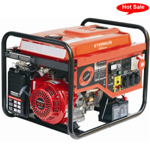 Reliable Red Gasoline Generator (BH8500) pictures & photos