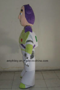 Factory Sale Buzz Lightyear-Mascot Costume pictures & photos