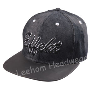 Shinning Machine Sequin Snapback Hats&Caps pictures & photos