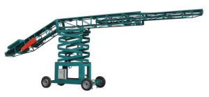Czcy50 Series Mobile Container Loader Conveyor for Bulk Material pictures & photos