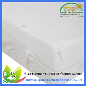 china anti bed bug dust mite mattress cover with zipper - china