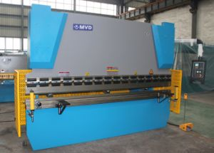 Digital Display Hydraulic Plate Bending Machine with CE Certificate pictures & photos