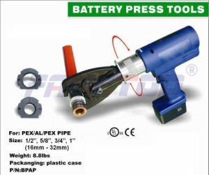 Pexalpex crimp fittings