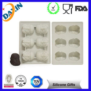 Fashion Design Ice Mold Silicone Ice Cube Tray pictures & photos