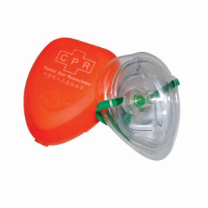 CPR Breathing Mask pictures & photos