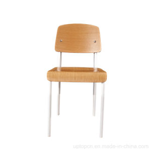 Durable Optional Color Bentwood Standard Chair with Metal Legs (SP-BC336) pictures & photos
