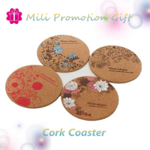 Art Ethnic Style Coffee Cork Coaster Cup Mat Pad Cup Holder pictures & photos