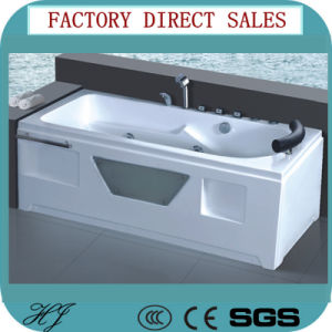 Factory Sales Acrylic Freestanding Modern Bathtubs 550) pictures & photos