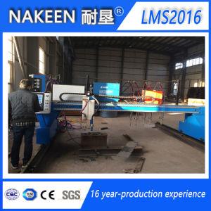 Gantry CNC Plasma Cutting Machine with SGS pictures & photos