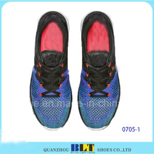 Hot Sale Brand Flyknit Sport Shoes for Men pictures & photos