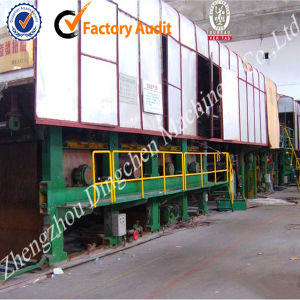 (DC-1575mm) Egg Case Filler Board Paper Making Machine pictures & photos