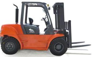 Hot Sale Niuli 6-Wheels Diesel Forklift with Isuzu Engine pictures & photos