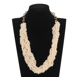 Pearl Beads Necklace (XJW13607) pictures & photos