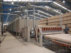 Automatic Melamine Paper Impregnation Line pictures & photos