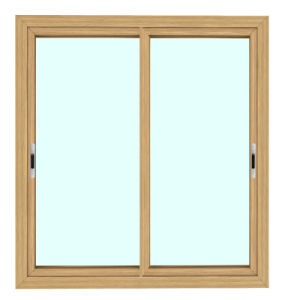 Feelingtop Safety Frosted Glass Aluminium Thermal Break Sliding Window with Net (FT-W85/132) pictures & photos