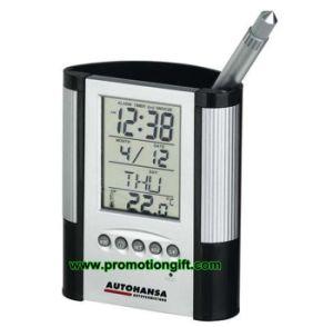 Clock Pen Box pictures & photos