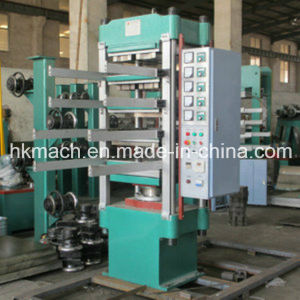 Rubber Floor Tile Valcanizing Press Machine