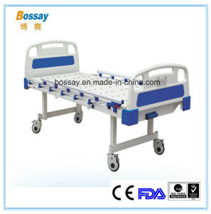 Medical Manual Bed (One Function) pictures & photos