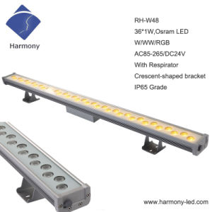 New Arrival High Quality LED Wall Washer Light 36*1W pictures & photos