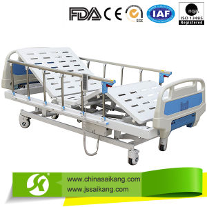 Hil Room Typy ICU Bed with Foot Controller (CE/FDA) pictures & photos