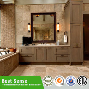 India Top Cheap Elegant Bathroom Vanity pictures & photos